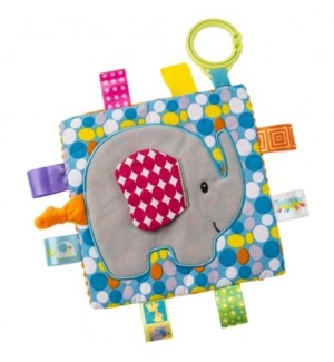 "Crinkle Me Elephant - 6.5"" One Size"