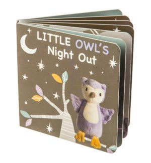 Leika Little Owl Book