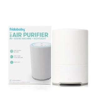 3-in1 Air Purifier Sound Machine + Nightlight