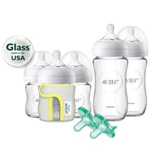 Natural Newborn Glass Starter Set