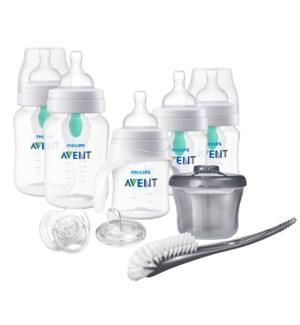 Anti-Colic Bottles with AirFree Vent Newborn Starter Set