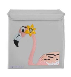 Storage Box - Flamingo