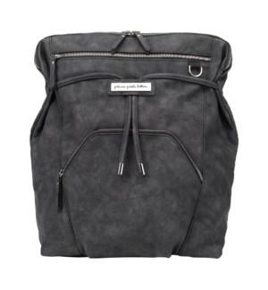 Cinch Convertible backpack - Midnight Matte