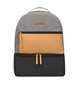 Axis Backpack: Camel/Graphite