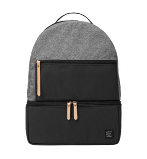 Axis Backpack: Graphite/Black