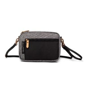 Adventure Belt Bag: Graphite/Black
