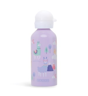 Drink Bottle Stainless Steel -  Loopy Llama ENG ONLY