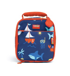 School Lunchbox - Anchors Away ENG ONLY