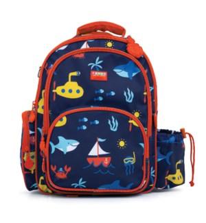 Backpack - Large - Anchors Away ENG ONLY