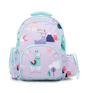 Backpack - Large - Loopy Llama ENG ONLY
