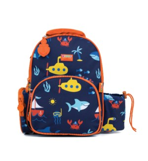 Backpack - Medium - Anchors Away ENG ONLY