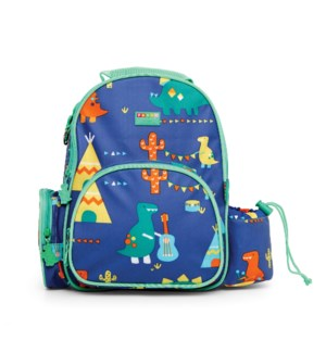Backpack - Medium - Dino Rock ENG ONLY