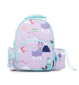 Backpack - Medium - Loopy Llama ENG ONLY