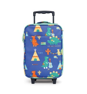 Kids Suitcase - 2 Wheels - Dino Rock ENG ONLY