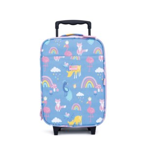 Kids Suitcase - 2 Wheels - Rainbow Days ENG ONLY