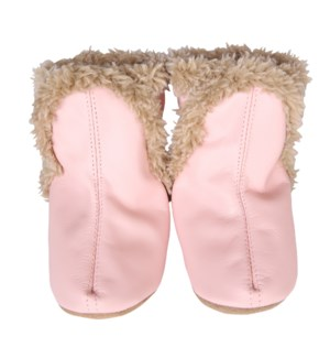 Cozies - Classic Bootie Pink 0-6mths