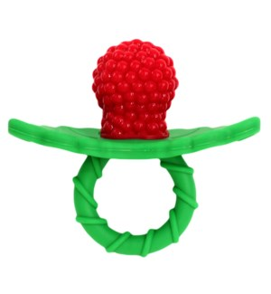 Raz-Berry Teether - Red One Size