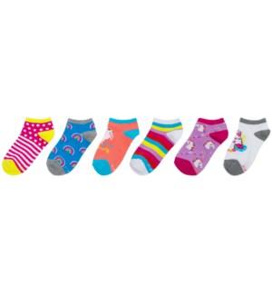 S21 - Kids Socks - Unicorn 5-6.5
