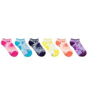 S21 - Kids Socks - Tie Dye 5-6.5