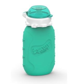 6oz Snacker - Aqua Blue One Size