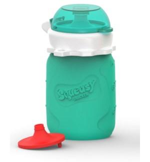 3.5oz Snacker - Aqua Blue One Size
