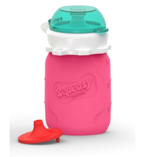 3.5oz Snacker - Pink One Size
