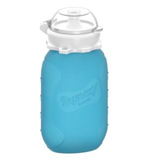 6oz Snacker - Clear Blue One Size