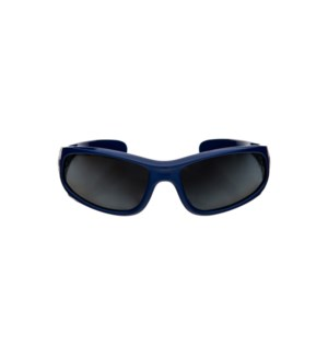 Kid Sport Sunglasses - Glossy - Navy 2-6yrs