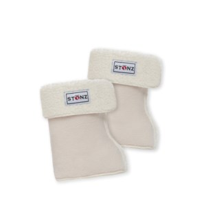 Bootie Liners - Ivory S