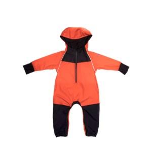 Rain Suit - Coral 12-18m