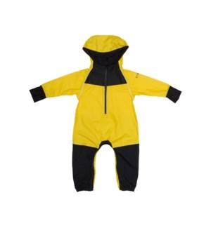 Rain Suit - Yellow 12-18m