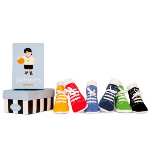 Trumpette Johnny's - Assorted Brights - 2 sizes 0-12 months