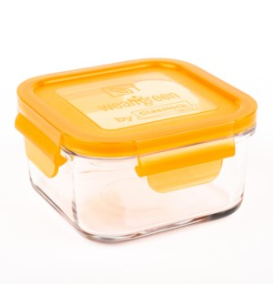 Lunch Cube - 16 oz. / 480 ml - Carrot