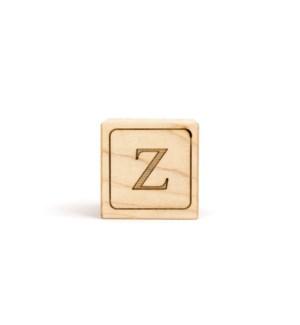 Letter Block Z