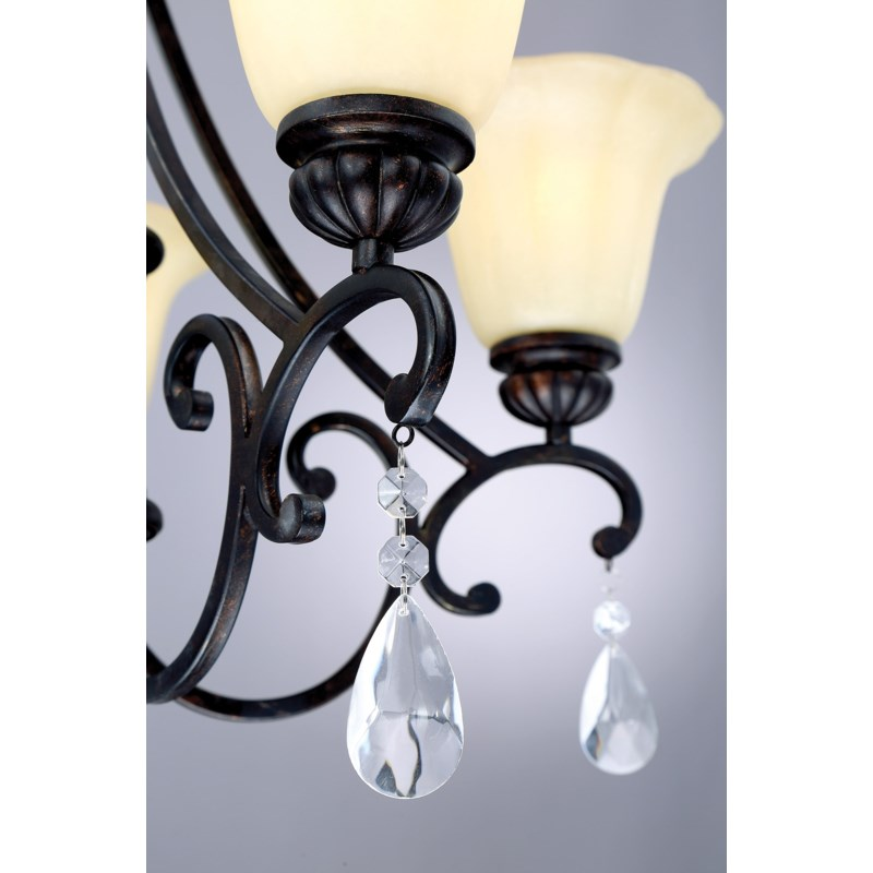 Romaine Chandelier Clearance Special Clearance Lite