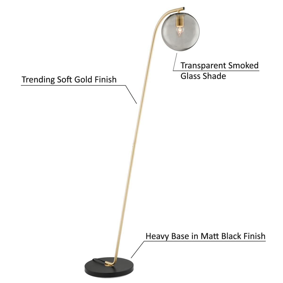RODEN FLOOR LAMP