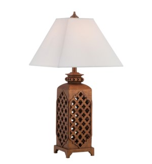 MISHA TABLE LAMP (CLEARANCE SPECIAL)