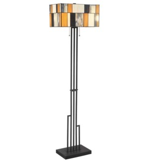 CONCERTINA FLOOR LAMP