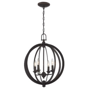 ORIA Chandelier (CLEARANCE SPECIAL)