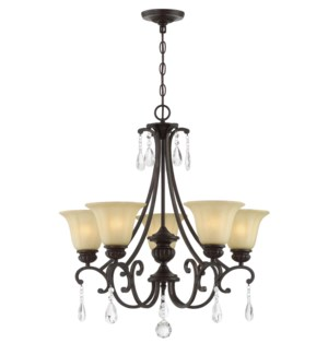 ROMAINE CHANDELIER (CLEARANCE SPECIAL)