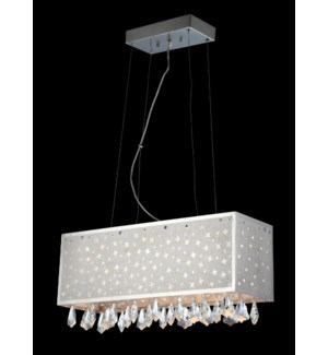 SANTUZZA CHANDELIER (CLEARANCE SPECIAL)