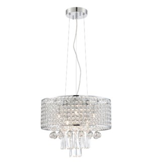 MCKAYLA CHANDELIER (CLEARANCE SPECIAL)