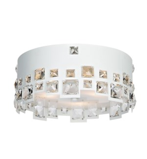 ISABELLA Flush Mount (CLEARANCE SPECIAL)
