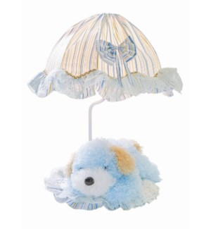 PUPPY TABLE LAMP (CLEARANCE SPECIAL)