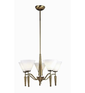 MARTINI CHANDELIER (CLEARANCE SPECIAL)