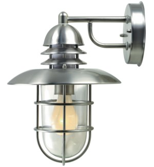 LAMPPOST WALL SCONCE