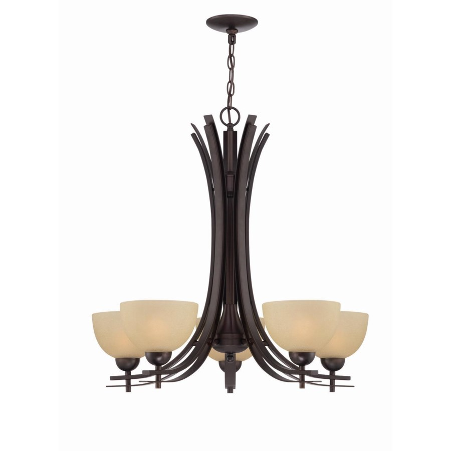 FRENCHIE CHANDELIER (CLEARANCE SPECIAL)