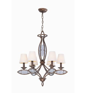 DAMARIS CHANDELIER (CLEARANCE SPECIAL)