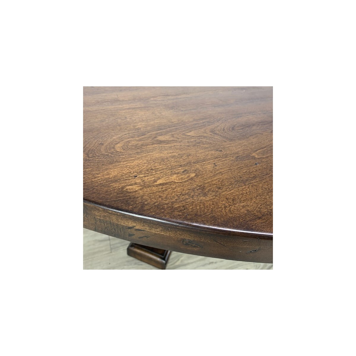"""Griffin 60"""" Dining Table Chestnut"""
