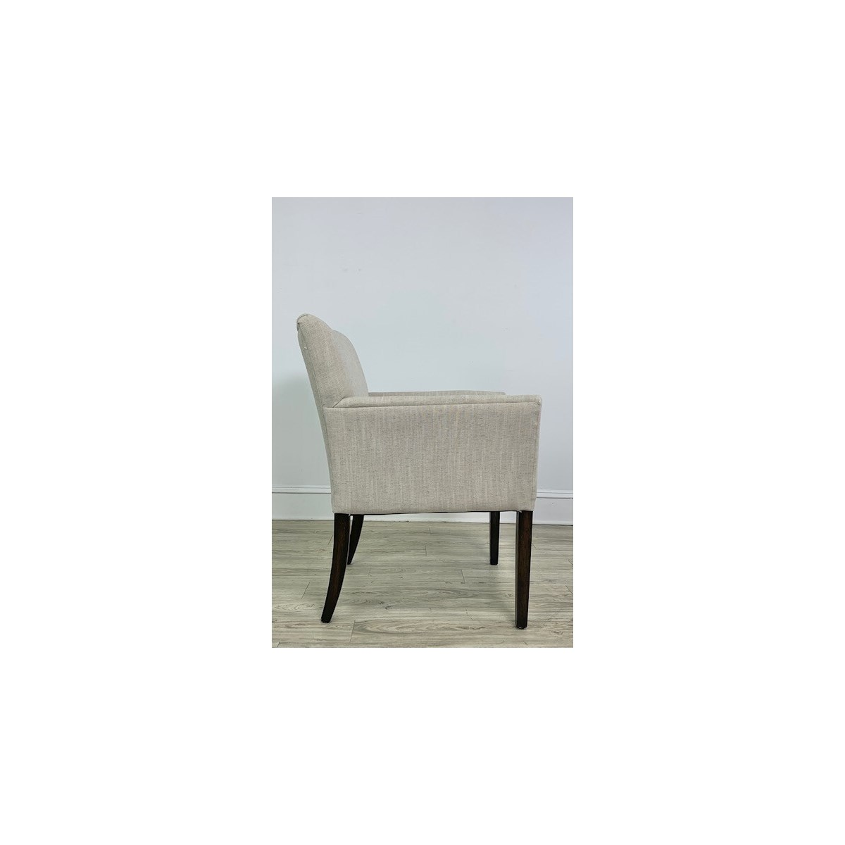 Hudson Arm Chair Siena 901/ Dark Walnut